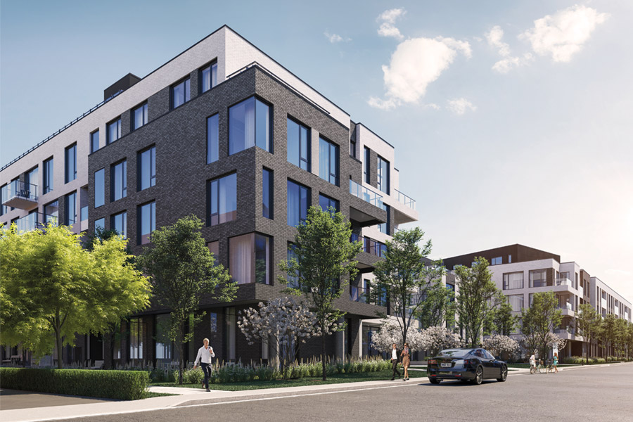 Henri B: Condos in Ahuntsic